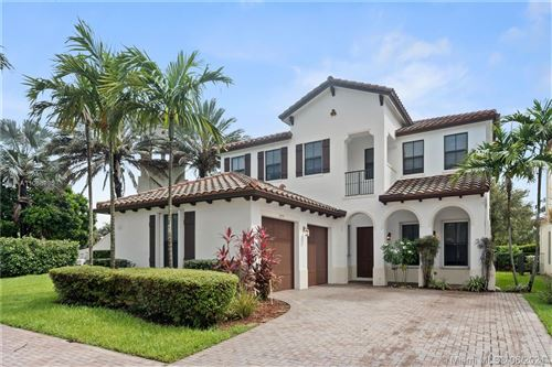Photo of 8579 NW 38th St, Cooper City, FL 33024 (MLS # A11066985)