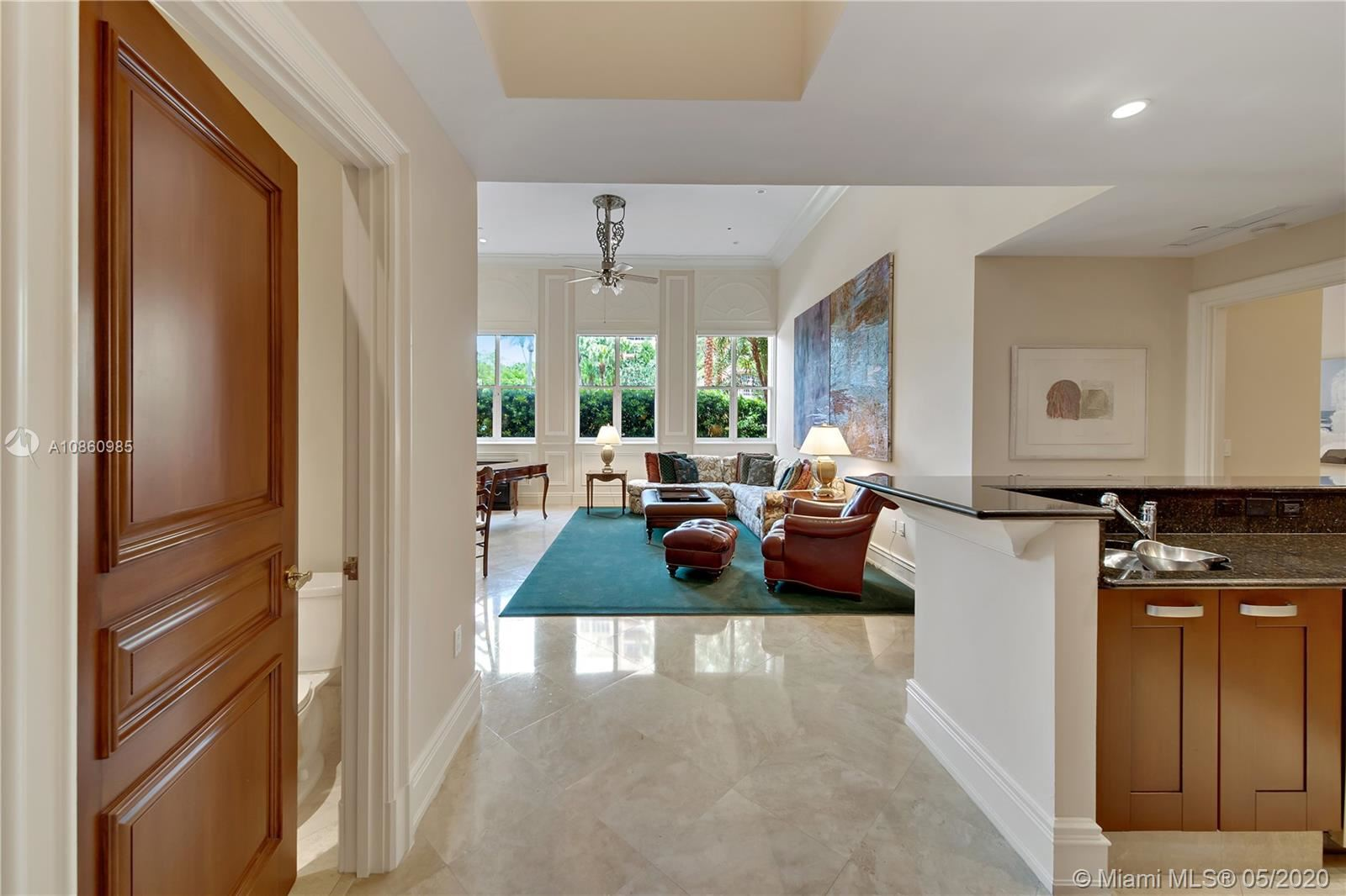 Photo of 60 Edgewater Dr #Lanai East, Coral Gables, FL 33133 (MLS # A10860985)