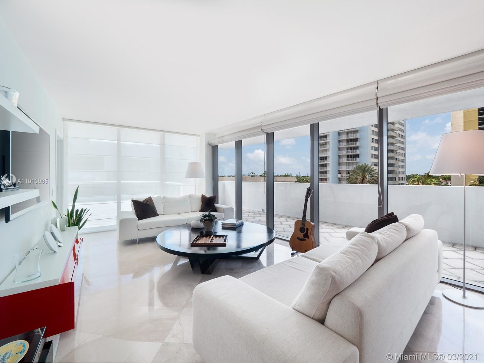 5875 Collins Ave #508, Miami Beach, FL 33140 - #: A11010985