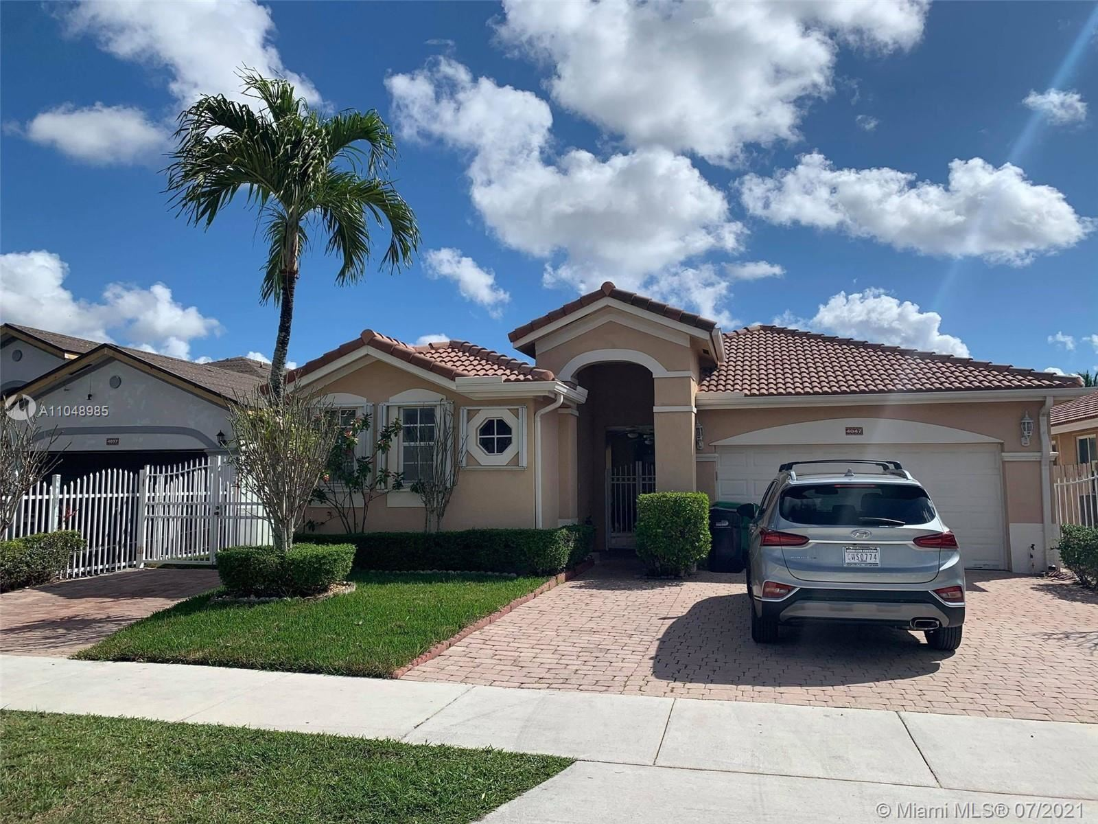 4047 SW 156th Ct, Miami, FL 33185 - #: A11048985