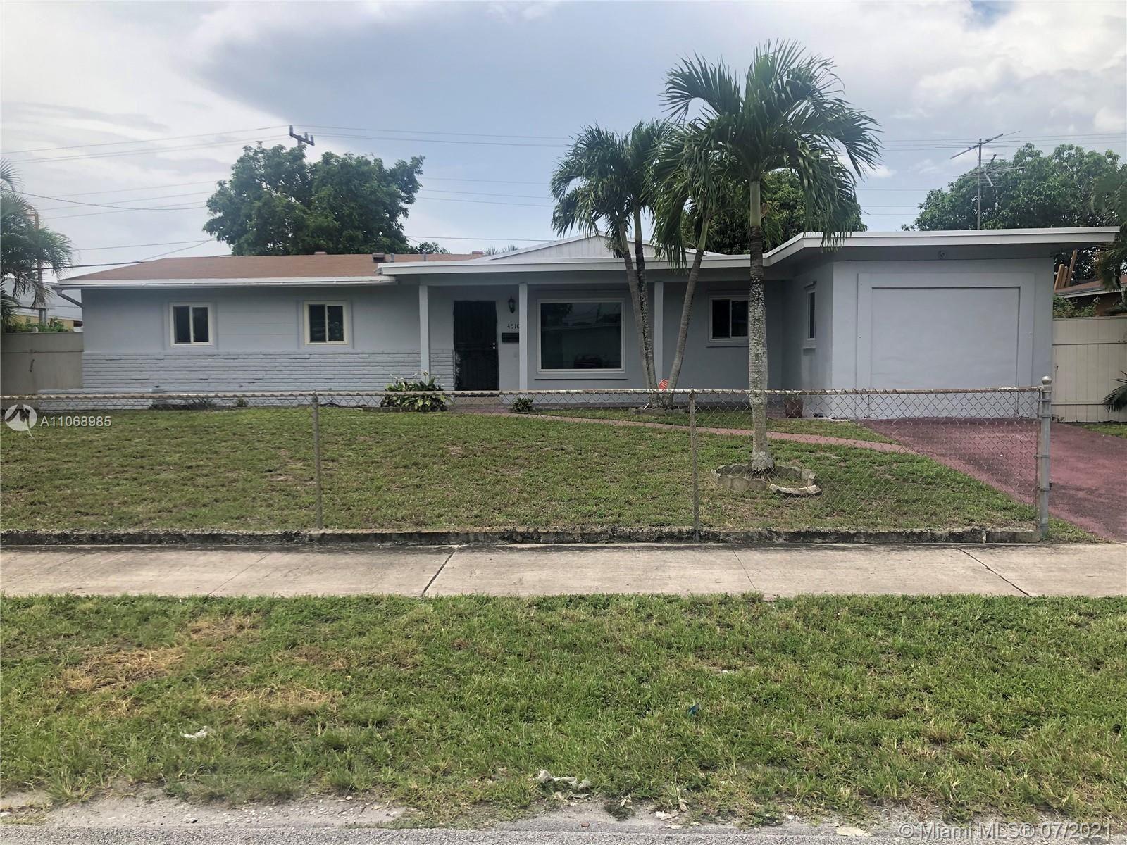 4510 NW 168th Ter, Miami Gardens, FL 33055 - #: A11068985