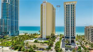 Photo of 17375 Collins Ave #2405, Sunny Isles Beach, FL 33160 (MLS # A10693986)