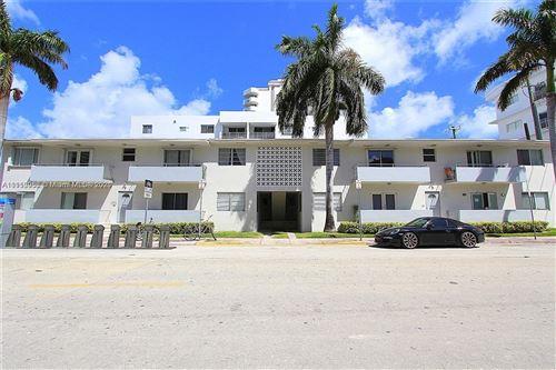 Photo of 1601 Bay Rd #7, Miami Beach, FL 33139 (MLS # A11112986)