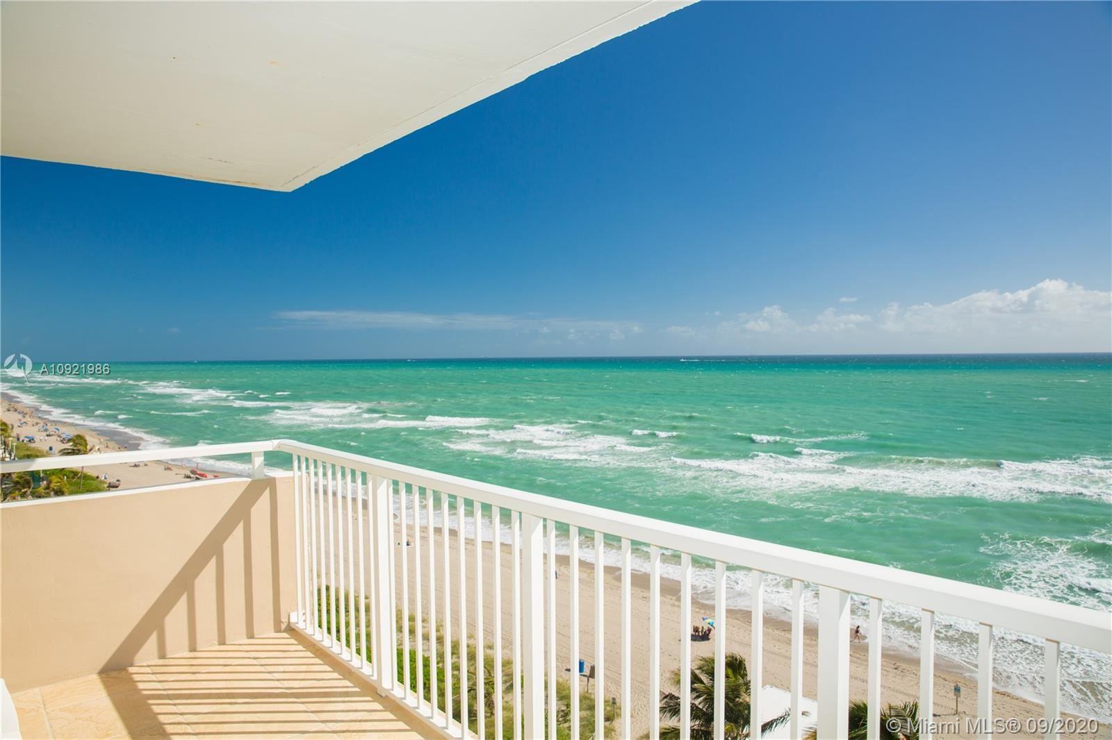 1950 S Ocean Dr #8P, Hallandale Beach, FL 33009 - #: A10921986
