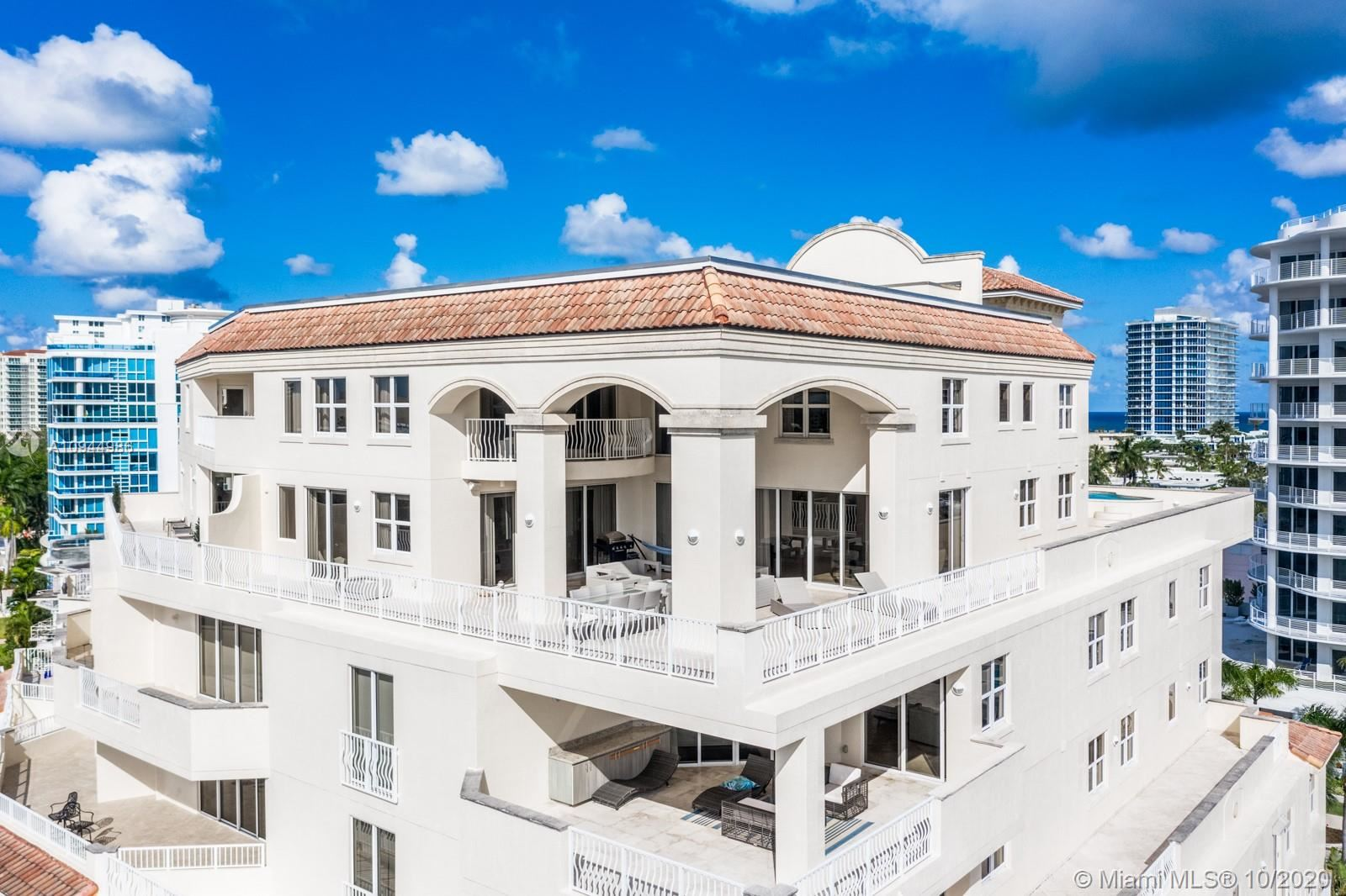 Photo of 615 Bayshore Dr #700, Fort Lauderdale, FL 33304 (MLS # A10944986)