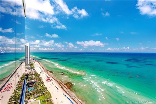 Photo of 17475 Collins Ave #2701, Sunny Isles Beach, FL 33160 (MLS # A10659987)
