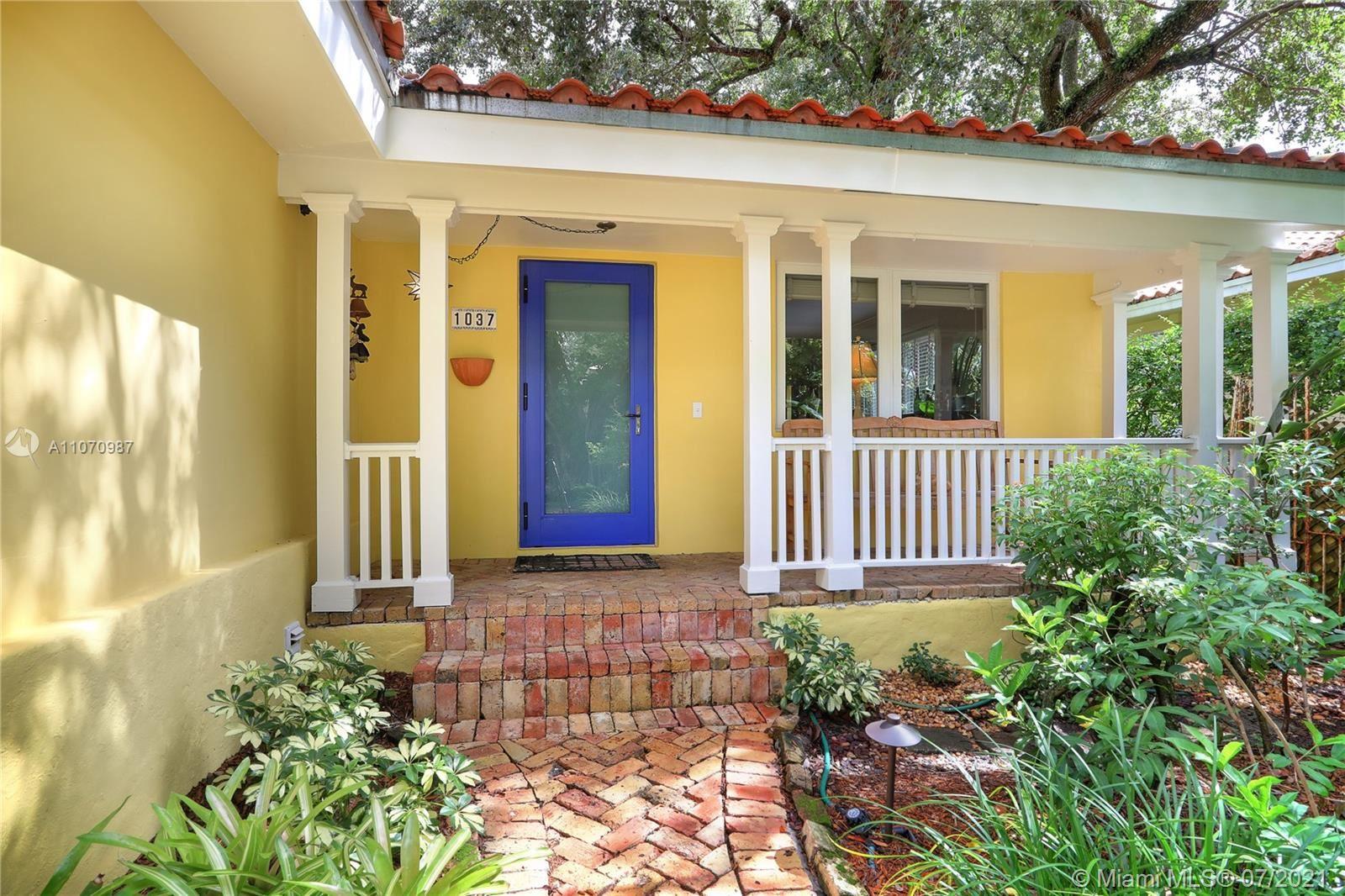 Photo of 1037 Almeria Ave, Coral Gables, FL 33134 (MLS # A11070987)