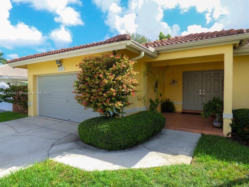20781 SW 128th Ave, Miami, FL 33177 - #: A11110987