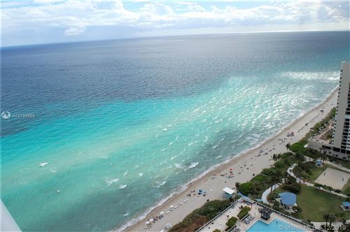 Photo of 1830 S Ocean Dr #3205, Hallandale Beach, FL 33009 (MLS # A10784988)