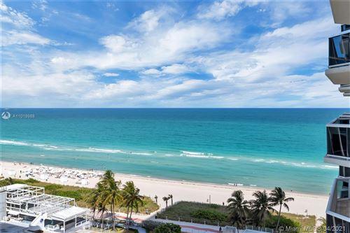 Photo of 4779 Collins Ave #1407, Miami Beach, FL 33140 (MLS # A11019988)