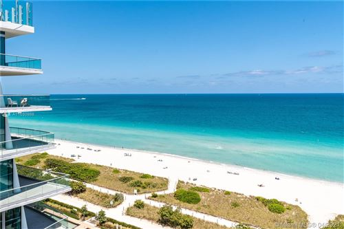 Photo of 9341 Collins Ave #1204, Surfside, FL 33154 (MLS # A11030988)