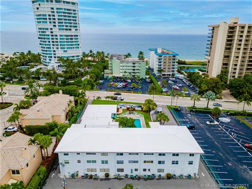 Photo of 1751 S Ocean Blvd #107W, Lauderdale By The Sea, FL 33062 (MLS # A11055988)