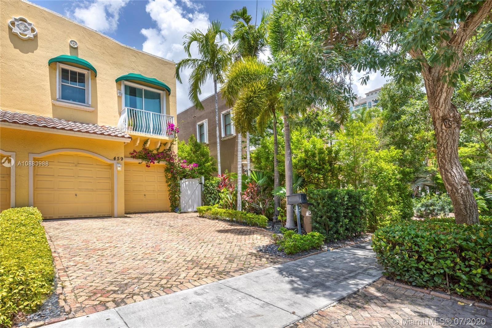 459 SW 5th Ave #-, Fort Lauderdale, FL 33315 - #: A10883988