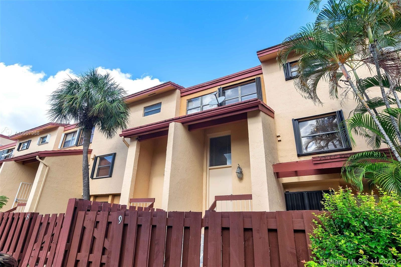 371 W Park Dr #9, Miami, FL 33172 - #: A10957988