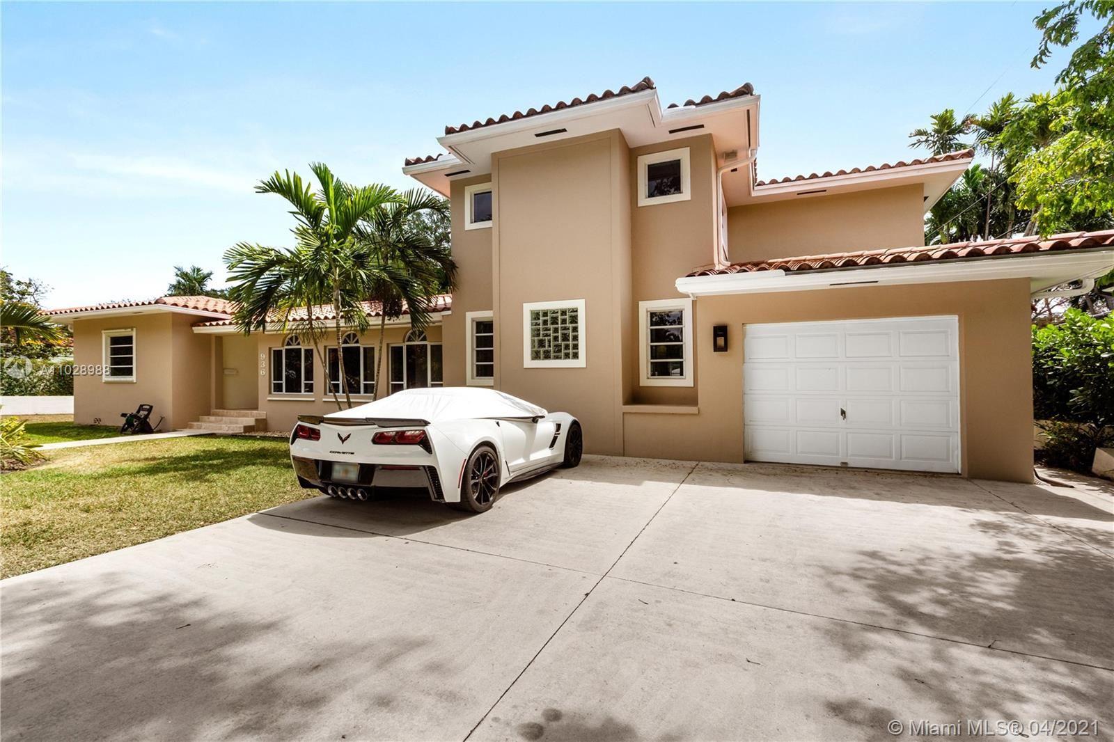 Photo of 936 N Algaringo Ave, Coral Gables, FL 33134 (MLS # A11028988)