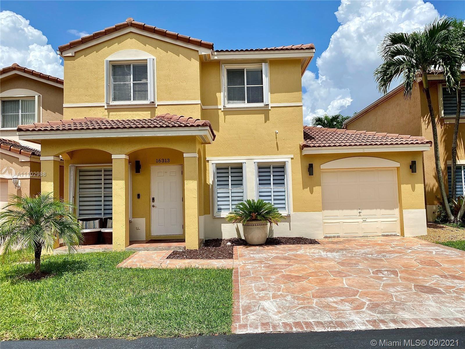 16313 SW 97th St, Miami, FL 33196 - #: A11102988