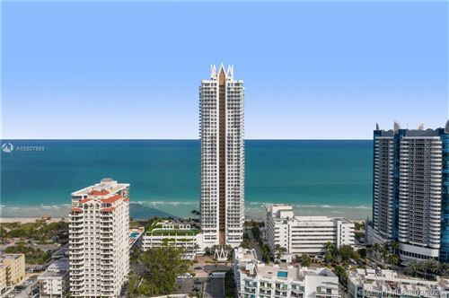 Photo of 6365 Collins Ave #2205, Miami Beach, FL 33141 (MLS # A10807989)