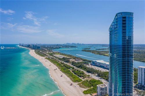 Photo of 15701 COLLINS AVENUE #3004, Sunny Isles Beach, FL 33160 (MLS # A11112989)