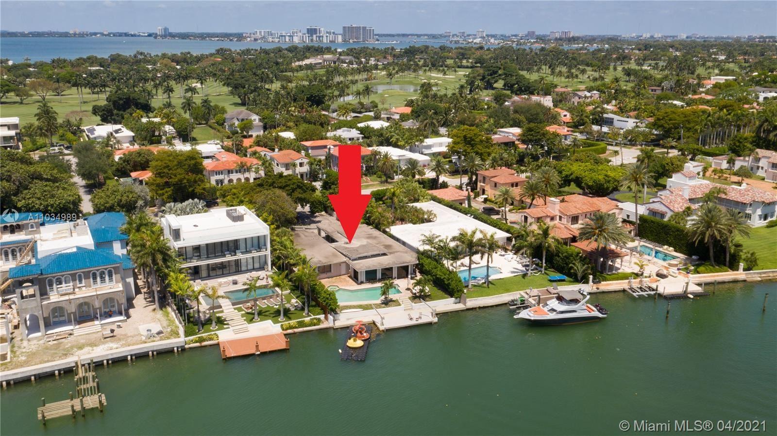 Photo of 5515 Pine Tree Dr, Miami Beach, FL 33140 (MLS # A11034989)