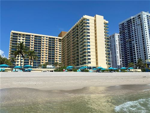 Photo of 2501 S Ocean Dr #1229, Hollywood, FL 33019 (MLS # A10823990)