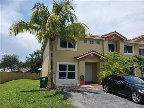 Photo of Listing MLS a10867990 in 5299 NW 190th Ln #. Miami Gardens FL 33055