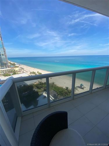 Photo of 18201 Collins Ave #1804, Sunny Isles Beach, FL 33160 (MLS # A10952990)