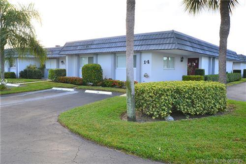 Photo of 2886 Fernley Dr E #14, West Palm Beach, FL 33415 (MLS # A11020990)