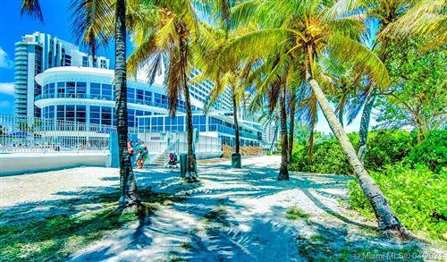 Photo of 5445 Collins Ave #415, Miami Beach, FL 33140 (MLS # A11026990)