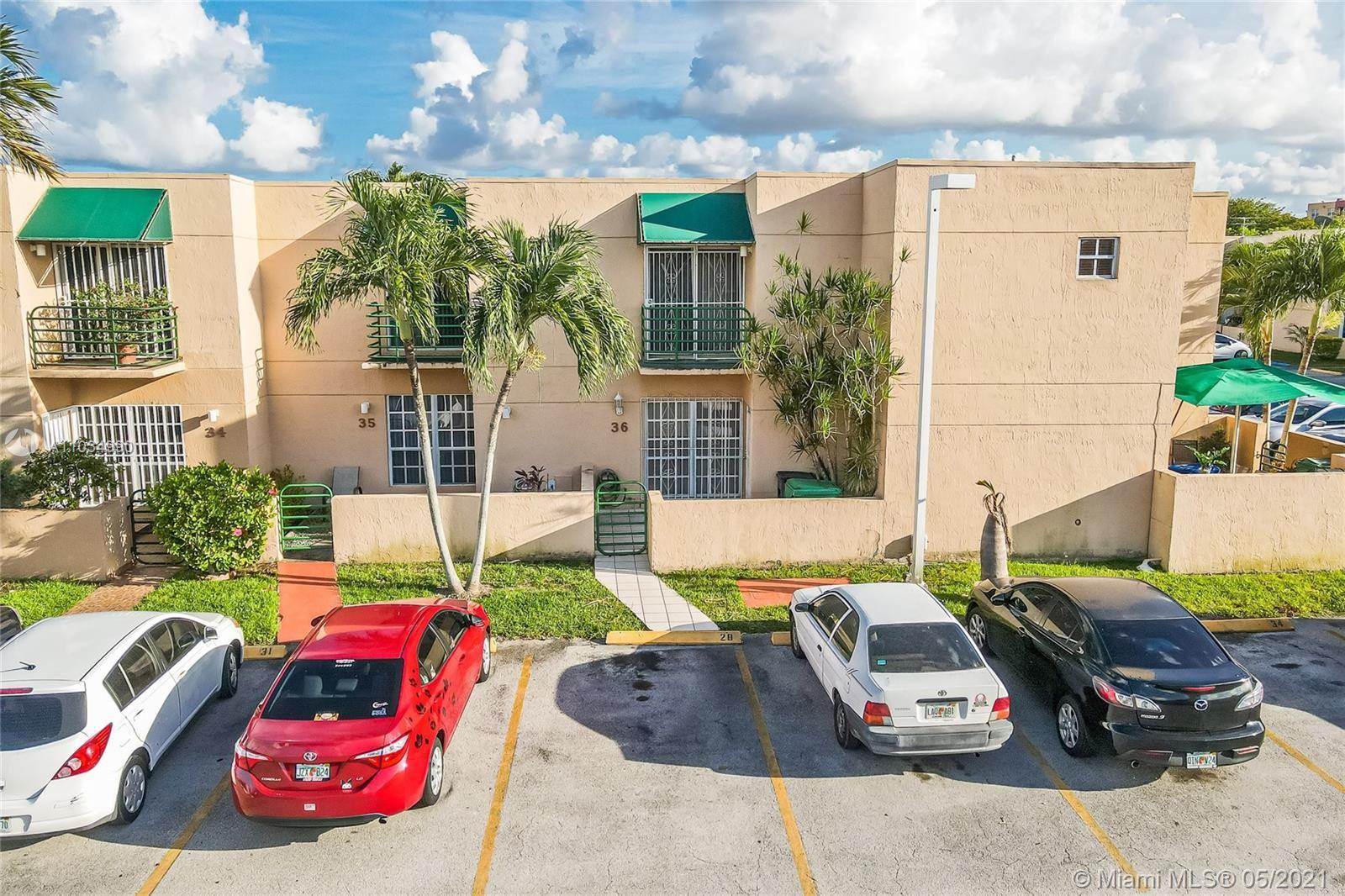 12010 SW 18th Ter #36, Miami, FL 33175 - #: A11034990