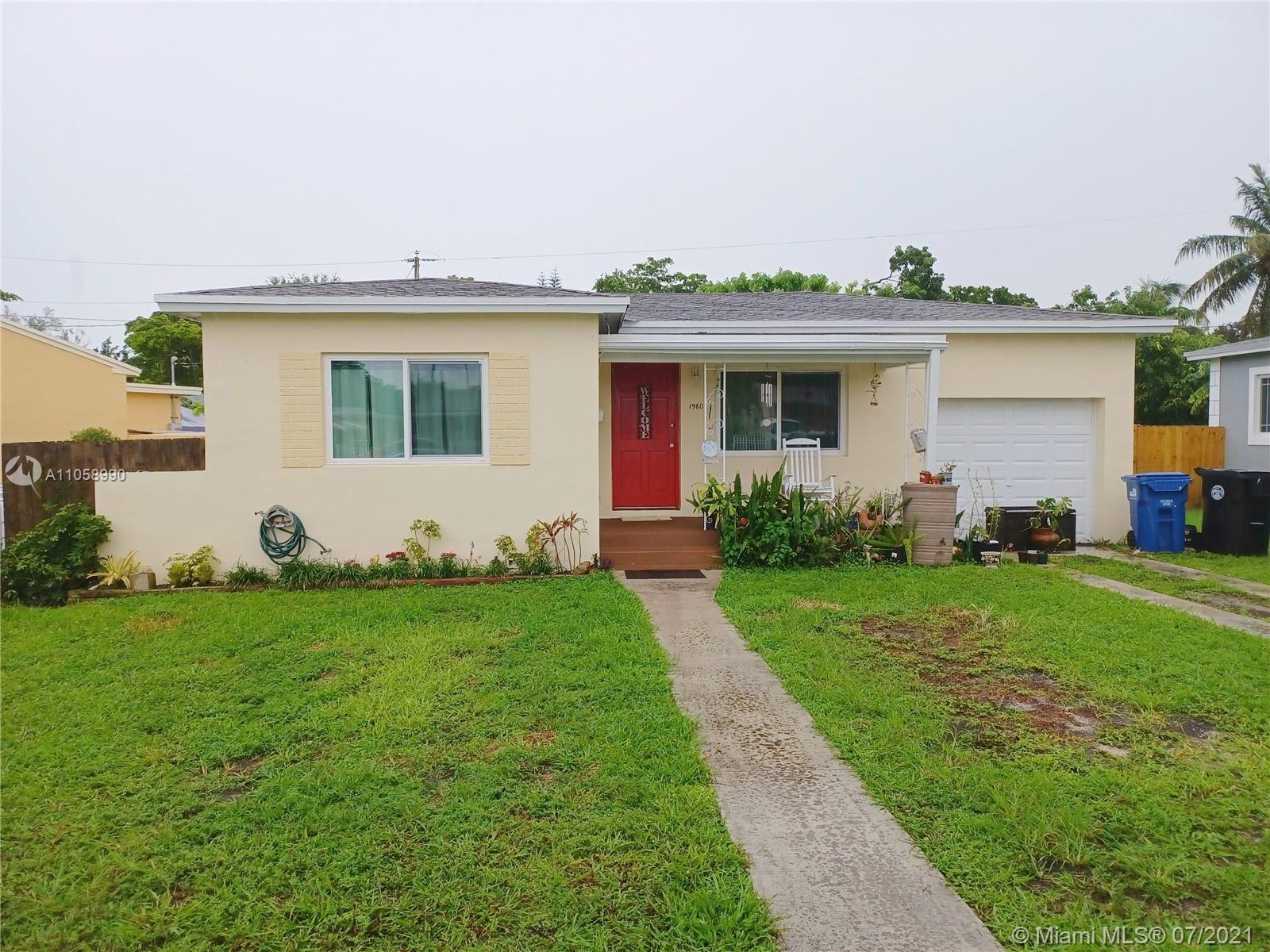 1980 NE 159th St, North Miami Beach, FL 33162 - #: A11058990