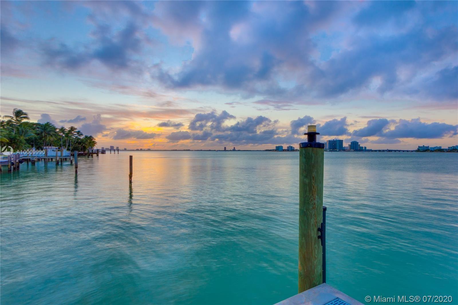 Photo 2 of Listing MLS a10009990 in 6050 N Bay Rd Miami Beach FL 33140
