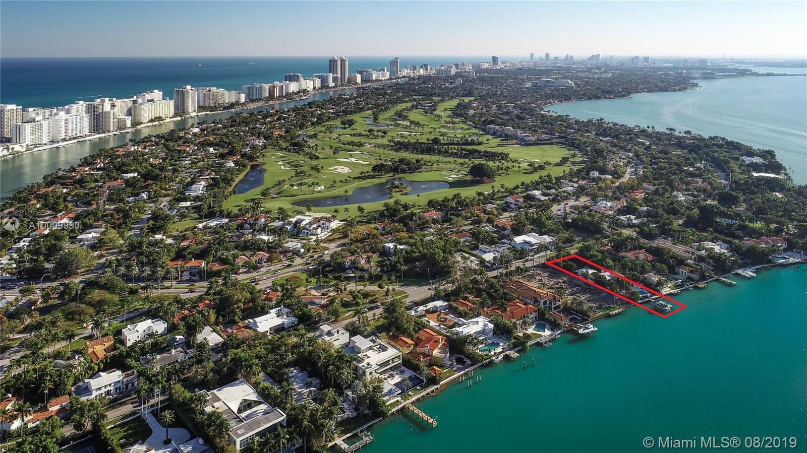 Photo 6 of Listing MLS a10009990 in 6050 N Bay Rd Miami Beach FL 33140