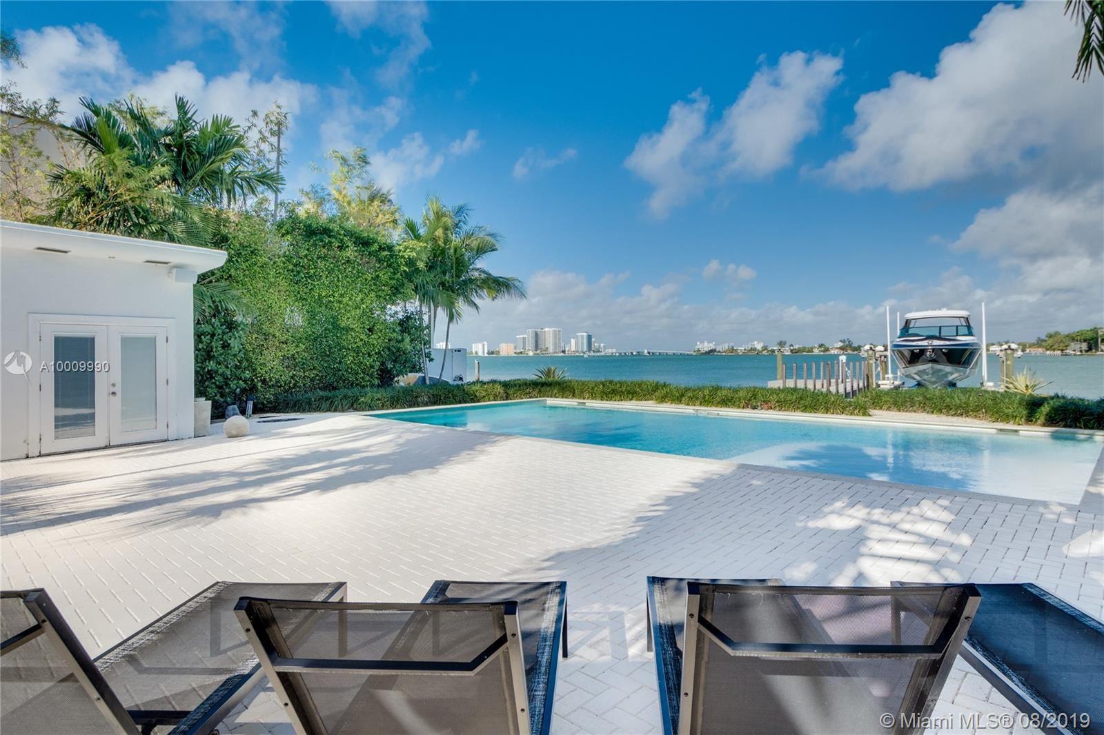 Photo 32 of Listing MLS a10009990 in 6050 N Bay Rd Miami Beach FL 33140
