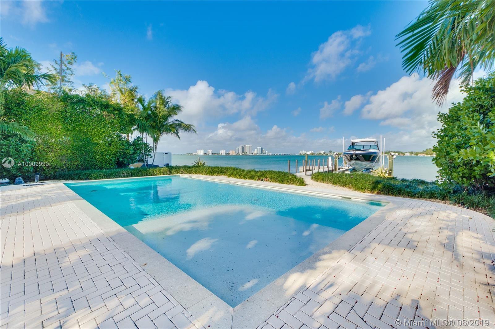 Photo 33 of Listing MLS a10009990 in 6050 N Bay Rd Miami Beach FL 33140