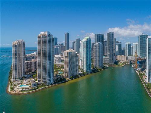 Photo of 900 Brickell Key Blvd #2903, Miami, FL 33131 (MLS # A10862991)