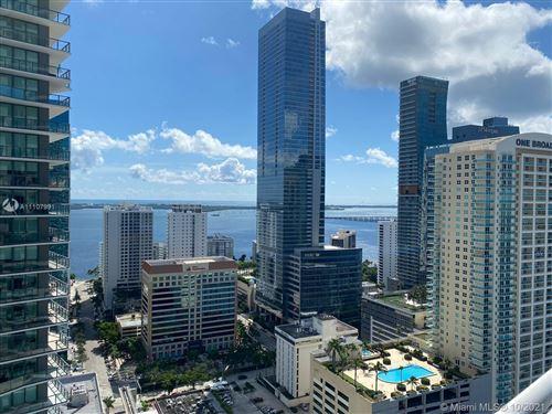 Photo of 60 SW 13th St #2808, Miami, FL 33130 (MLS # A11107991)