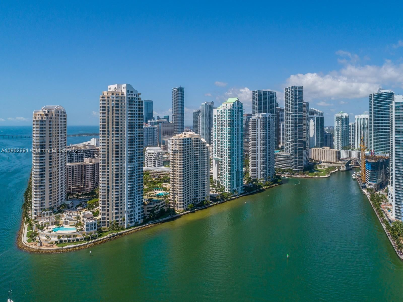 900 Brickell Key Blvd #2903, Miami, FL 33131 - #: A10862991