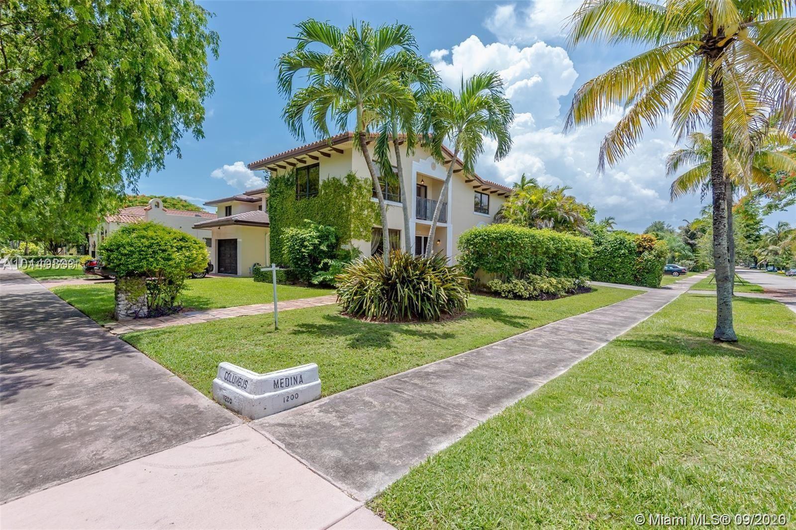 1202 Columbus Blvd, Coral Gables, FL 33134 - #: A10917991