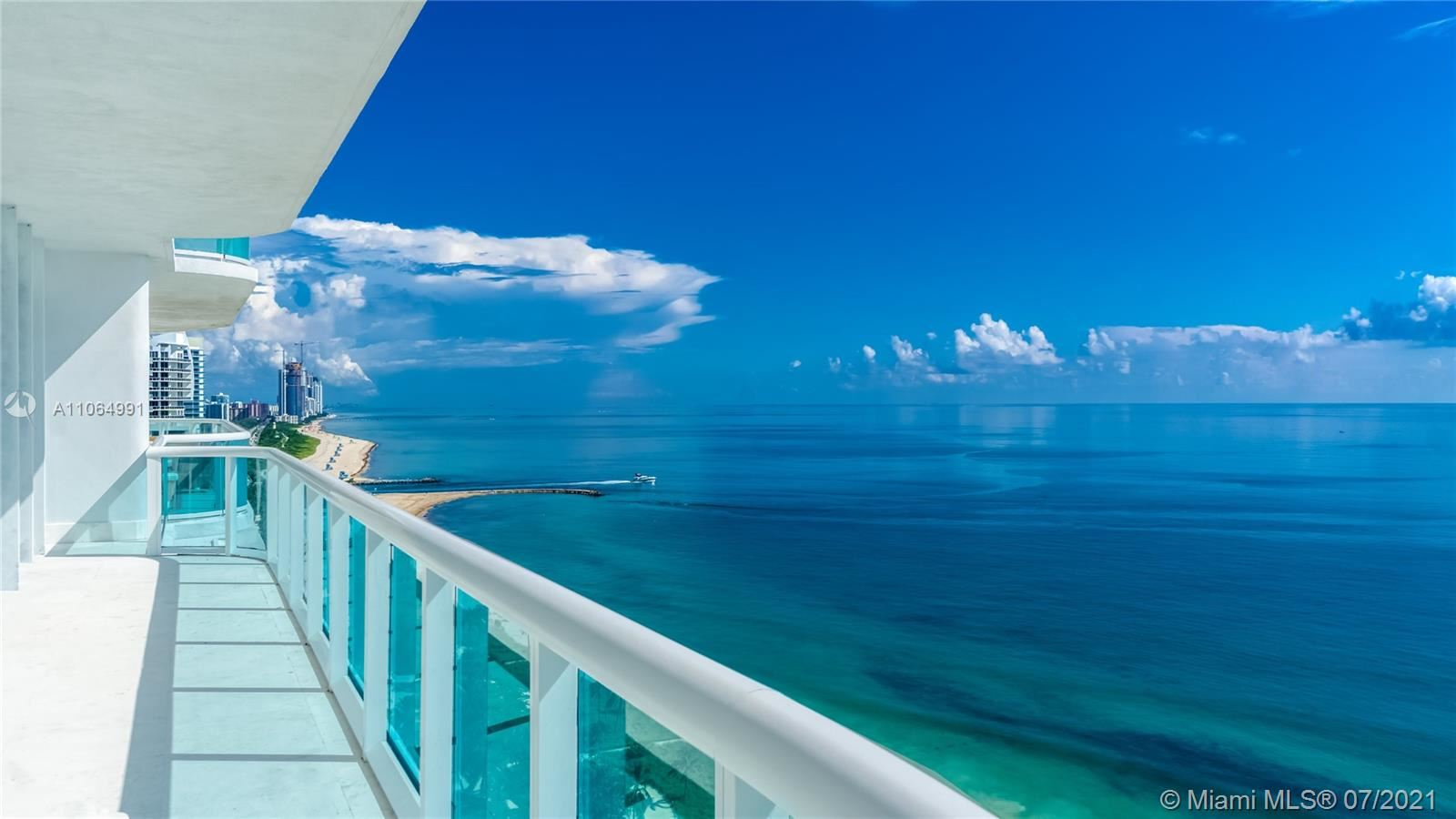 Photo of 10101 Collins Ave #PENTHOUSE 1F, Bal Harbour, FL 33154 (MLS # A11064991)