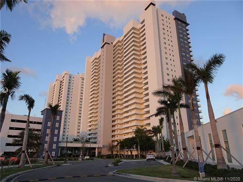 Photo of 15051 Royal Oaks Ln #1203, North Miami, FL 33181 (MLS # A10962992)