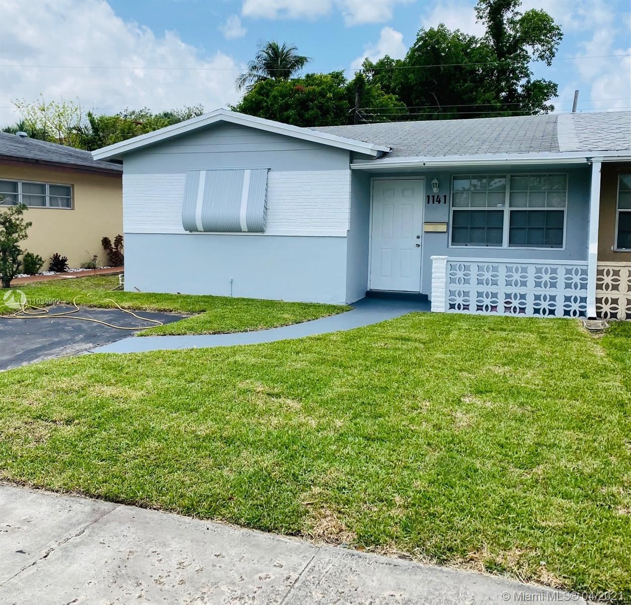 Photo of 1141 NW 58th Ave, Lauderhill, FL 33313 (MLS # A11034992)