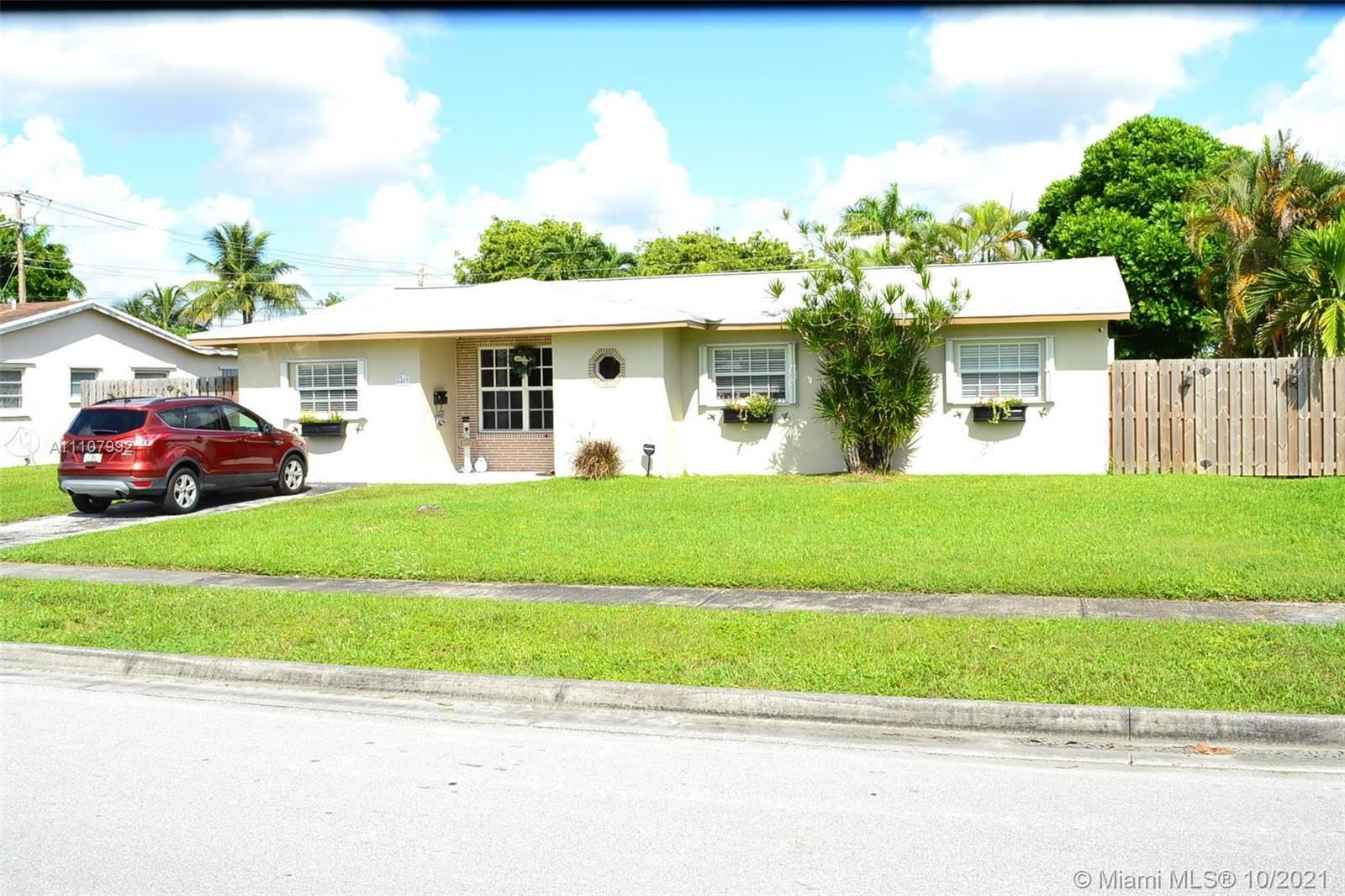 Photo of 6453 NW 20th St, Margate, FL 33063 (MLS # A11107992)