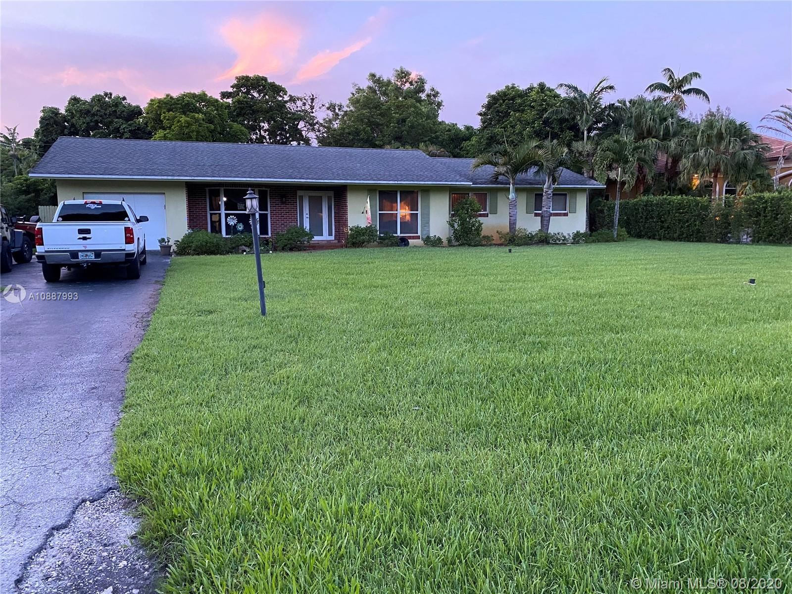 14511 SW 16th St, Davie, FL 33325 - #: A10887993
