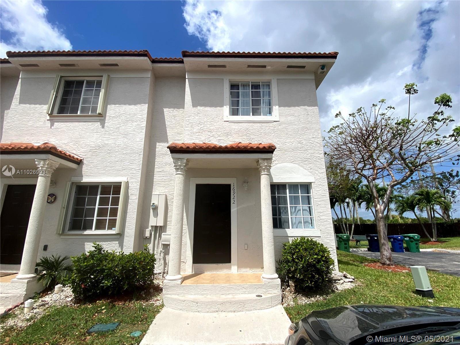 16922 SW 138th Ct, Miami, FL 33177 - #: A11026993