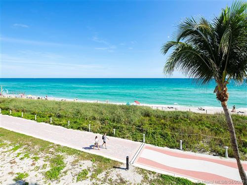 Photo of 5401 Collins Ave #129, Miami Beach, FL 33140 (MLS # A10795994)