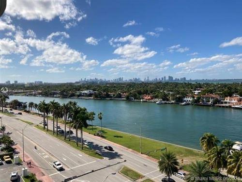 Photo of 5401 Collins Ave #833, Miami Beach, FL 33140 (MLS # A11061994)