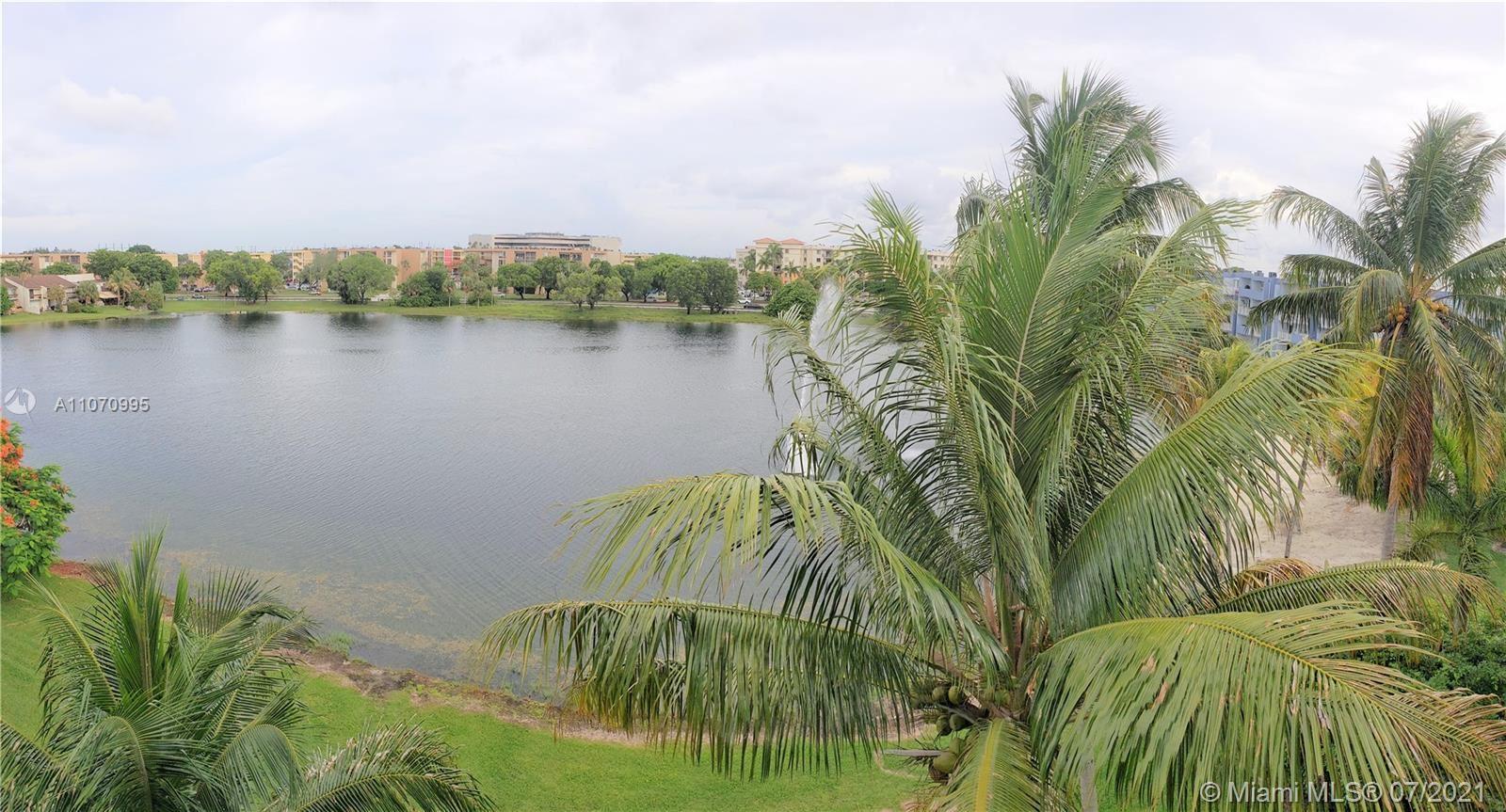 9357 Fontainebleau Blvd #D412, Miami, FL 33172 - #: A11070995