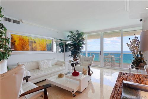 Photo of 4779 Collins Ave #3201/3202, Miami Beach, FL 33140 (MLS # A10819996)