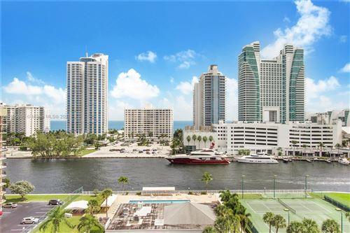 Photo of 600 Parkview Dr #1130, Hallandale Beach, FL 33009 (MLS # A11105996)