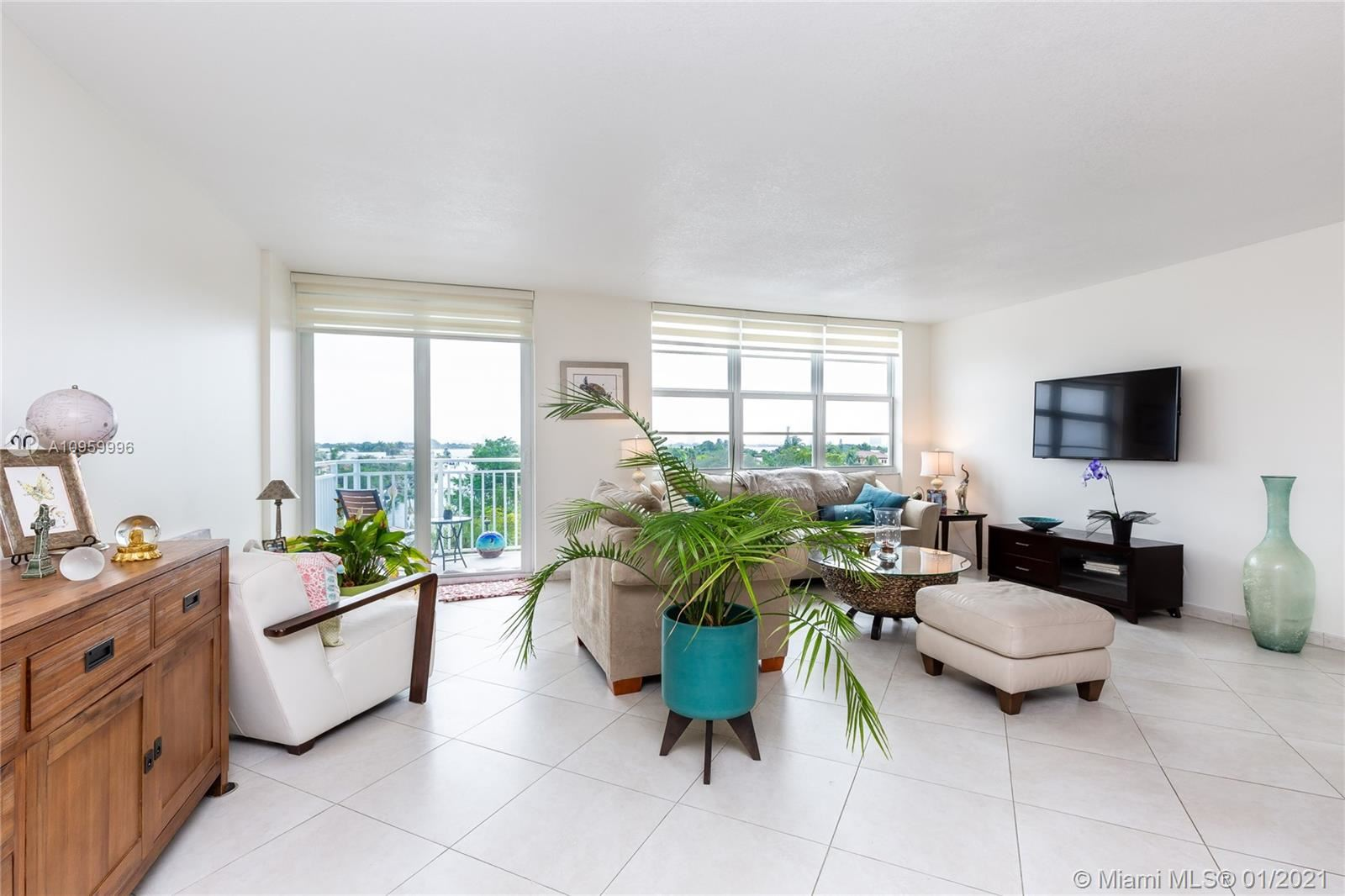Photo of 2100 Sans Souci Blvd #C402, North Miami, FL 33181 (MLS # A10959996)
